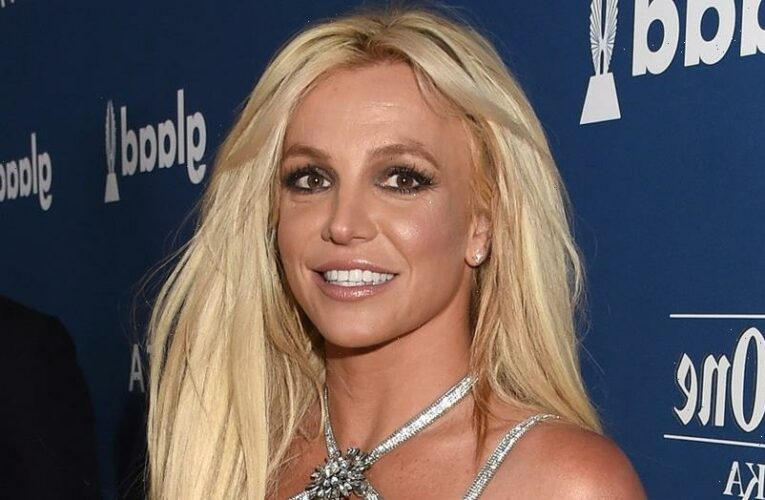 Britney Spears is all smiles as she dances in a sports bra, athletic shorts for latest Instagram video