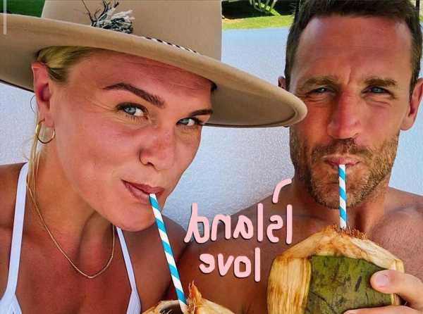 Brooks Laich Makes Things Instagram Official With New Girlfriend During Hawaiian Vacation