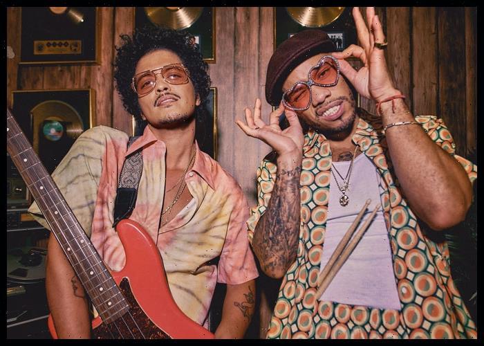 Bruno Mars & Anderson .Paaks Silk Sonic Drop Second Single Skate