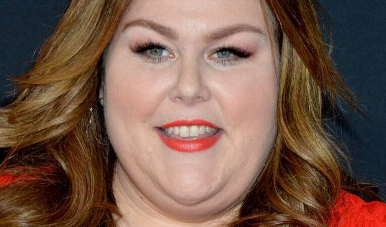 Chrissy Metz Reveals She's A Mom. But It's Not What You Think
