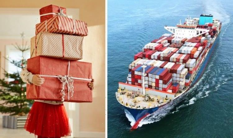 Christmas chaos: Port closure may lead to Christmas presents shortage in the UK