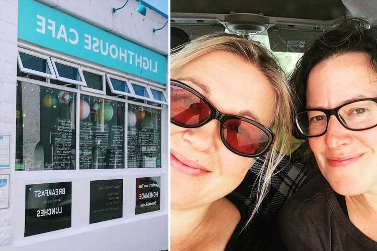 Cornwall cafe owner blasts 'vindictive' customer who 'tried to close them down' in row over gluten-free meal