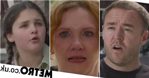 Corrie's Hope goes on the run with Fiz as Tyrone discovers she started the fire