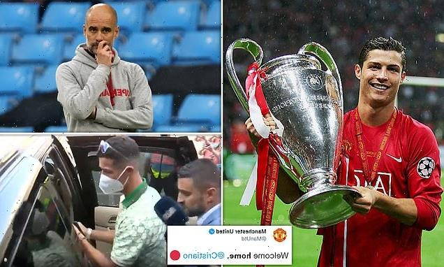 Cristiano Ronaldo makes return to Manchester United in £13million deal