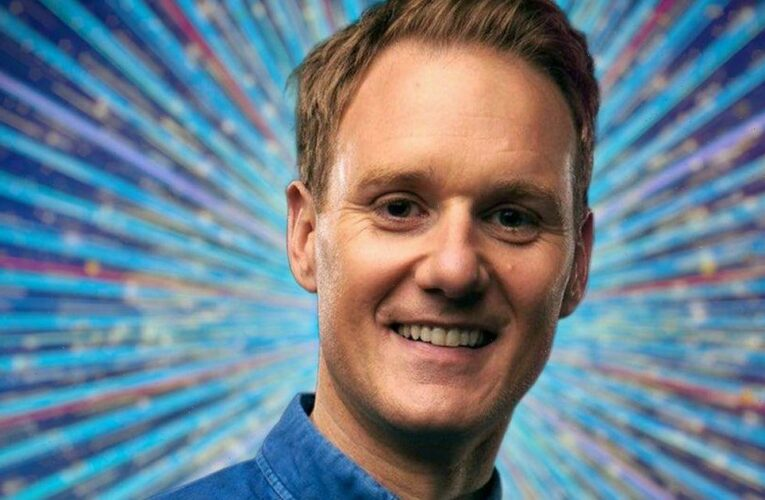 Dan Walker spending time with his family as he explains BBC Breakfast absence