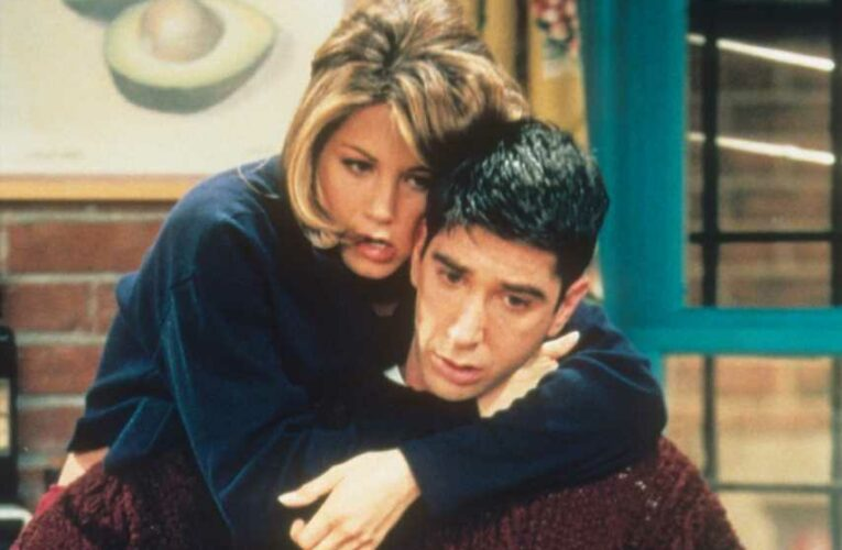 David Schwimmer denies dating Jennifer Aniston after reports claiming they'd 'grown close'
