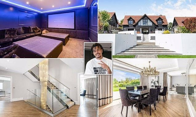 Dele Alli puts four-bed country home up for sale for £2.25m