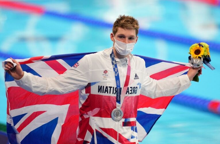 Duncan Scott among British athletes to set new Olympic markers in Tokyo