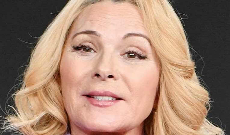 Every Makeup Product Kim Cattrall Wore As Samantha On Sex And The City