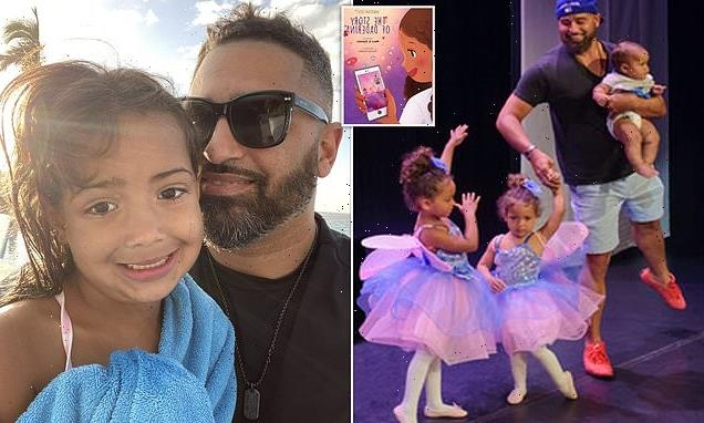 Father who went viral for being #Daderina has written a book