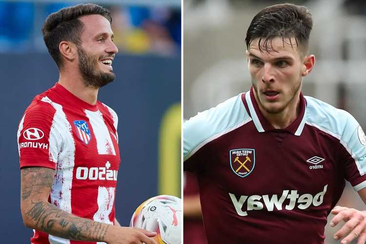 Ferdinand tips Man Utd to make last transfer and urges Solskjaer to sign 'perfect' Saul Niguez or Declan Rice