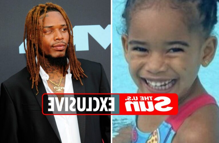 Fetty Wap's daughter Lauren died in Georgia hometown over a month ago & 4-year-old was mourned in private funeral