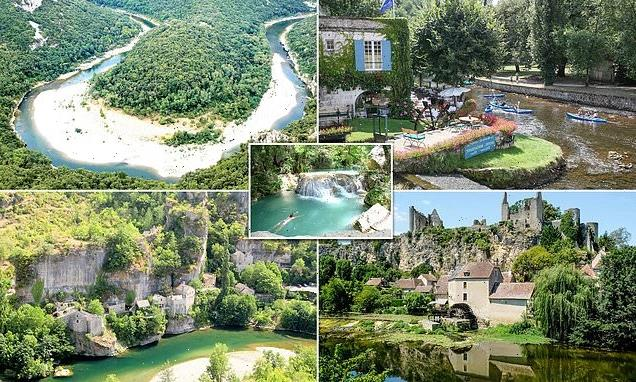 France's 1,000 most magical wild swimming locations revealed