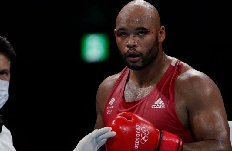 Frazer Clarke ready to topple 'monster' as Great Britain's boxing dream lives on at Tokyo Olympics