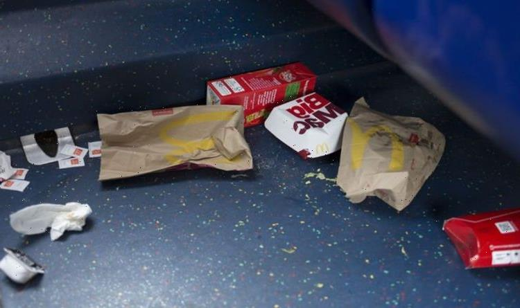 Furious woman demands McDonald's refund after dropping food after leaving