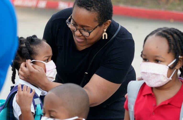 GOP governors, school districts battle over mask mandates