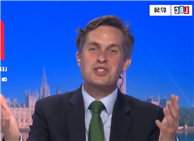 Gavin Williamson 'forgets' his own A-Level grades – despite vividly recalling results day seconds earlier