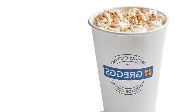 Greggs launch their Pumpkin Spice Latte today BEFORE Starbucks