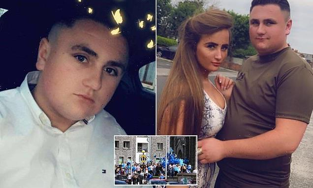 Groom, 20, dies in crash just hours before he was due to tie the knot