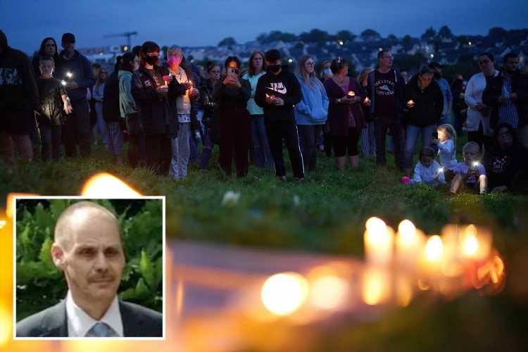 Heartbroken wife pays tribute to 'soulmate' dog walker gunned down by incel loner Jake Davison in Plymouth