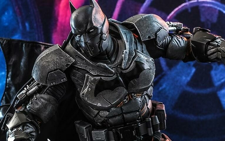 Hot Toys Crafts Special-Edition Batman and Cyborg 1:6 Figures