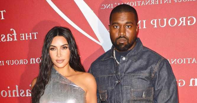 How Kim Kardashian Felt About Wearing Wedding Dress at Kanye's 'Donda' Show