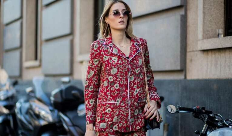 How To Make Your Pajamas Stylish Enough To Wear In Public