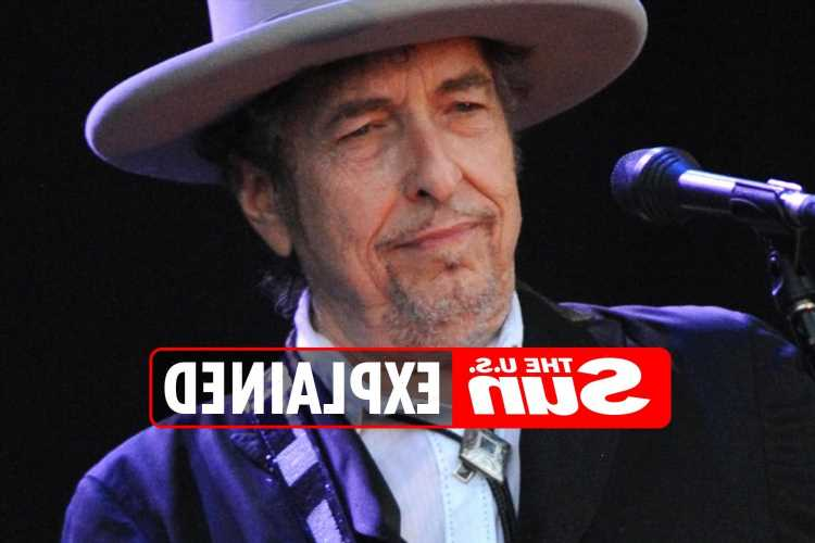 How old is Bob Dylan and what has he been accused of?