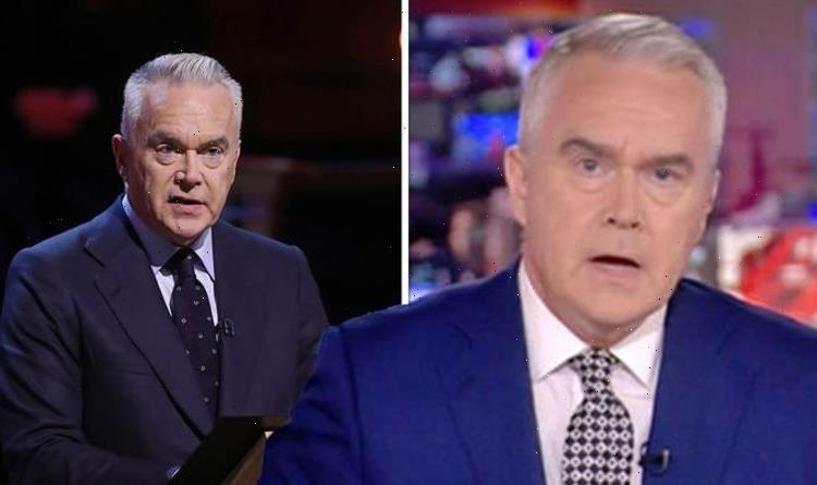 Huw Edwards: Broadcaster sparks exit concern as he drops BBC from his Twitter handle
