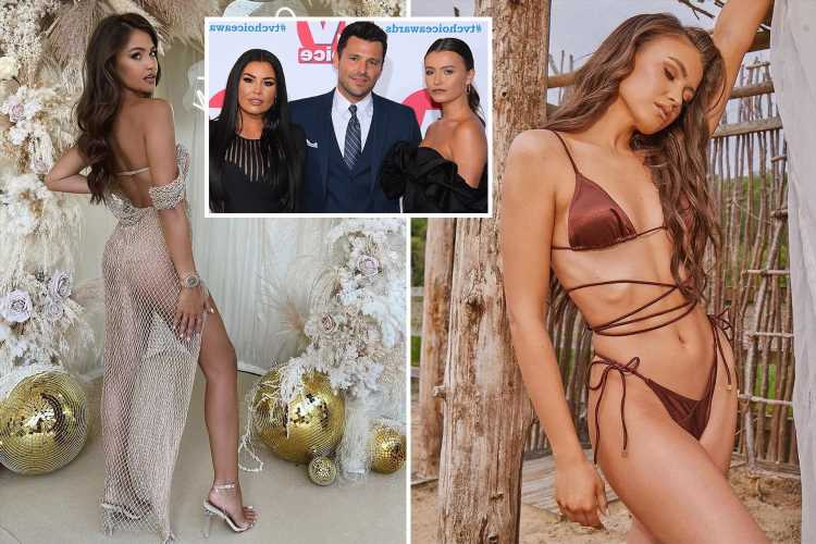 Inside the glam life of Mark Wright's sister Natalya with modelling career & why she'd NEVER do reality TV
