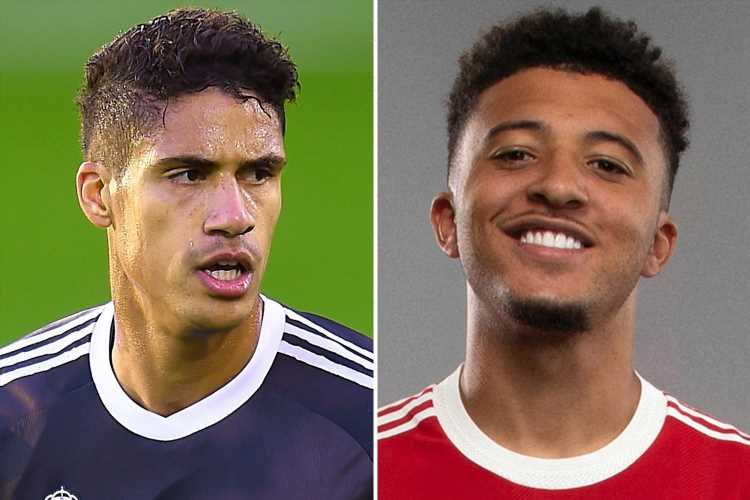 Jadon Sancho and Raphael Varane are good starting transfers for Man Utd… but they need more to be Prem contenders