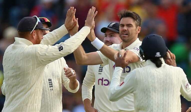 James Anderson savours England performance on dominant first day of third Test against India at Headingley