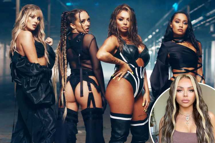 Jesy Nelson says she left Little Mix after she was hospitalised following crippling panic attacks