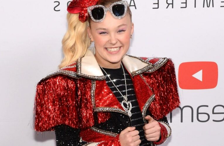 JoJo Siwa 'Making History' Competing with Same-Sex Partner on DWTS