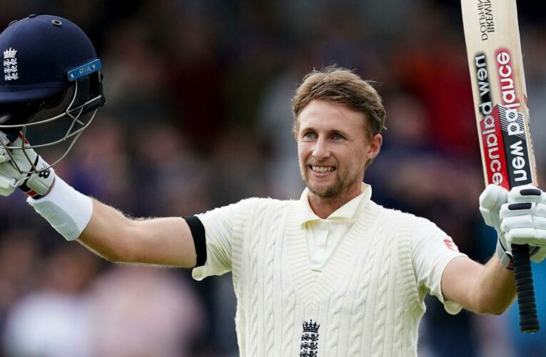 Joe Root hits 23rd Test hundred as England assume complete control of third Test against India