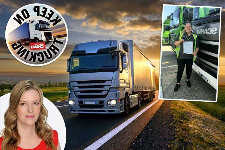 Join our Keep On Trucking campaign to help fill 100,000 driving jobs