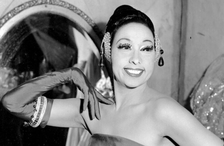 Josephine Baker receives one of France's highest honors 46 years after her death