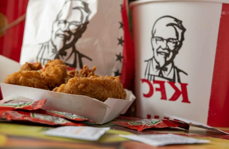 KFC is running out of food AGAIN as it warns about food shortage due to 'weeks of disruption'
