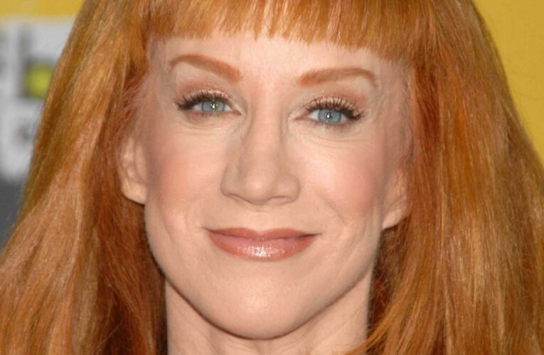 Kathy Griffin Shares Intimate Details About Her Drug Addiction And Mental Health