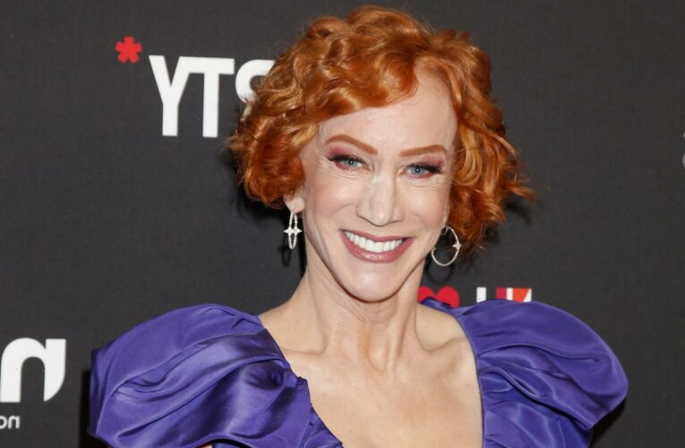Kathy Griffin's Lung Cancer Diagnosis Isn't the Only Tribulation the Comedian Has Overcome