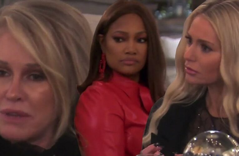Kathy Hilton Sparks 'Tough' Race Conversation By Saying She Doesn't 'See Color' on RHOBH