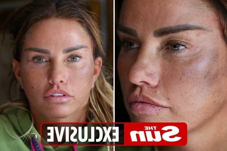 Katie Price's friends fear for her and say she 'can't stop crying' since alleged assault at 1.30am