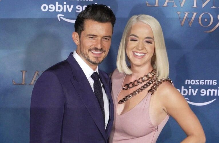 Katy Perry Playfully Teases Orlando Bloom Over His Vacation Pics