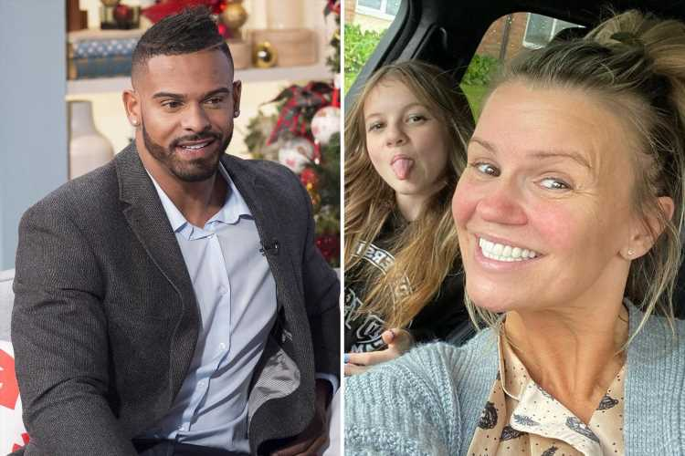 Kerry Katona pulls daughter Heidi, 14, out of school after 'vile' bullying on day of late dad George Kay's inquest