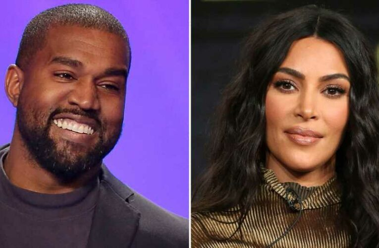 Kim Kardashian Celebrates Kanye West's 'Donda' Album After Release