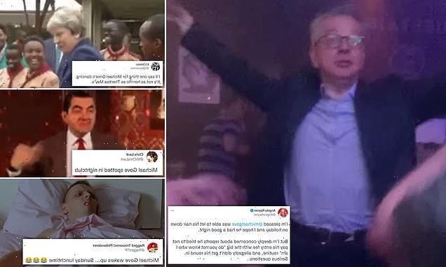Labour's Angela Rayner mocks Michael Gove over dad dance moves video