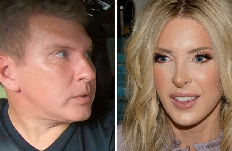 Lindsie Chrisley 'Shocked' By Estranged Father Todd Chrisley's Comments About Her Divorce