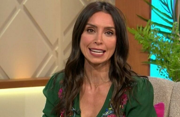 Loose Womens Christine Lampard admits fears over Covid while pregnant with son