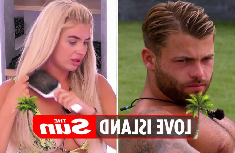 Love Island legend fears Jake is faking romance to win £50k prize saying 'I'm so worried for Liberty'