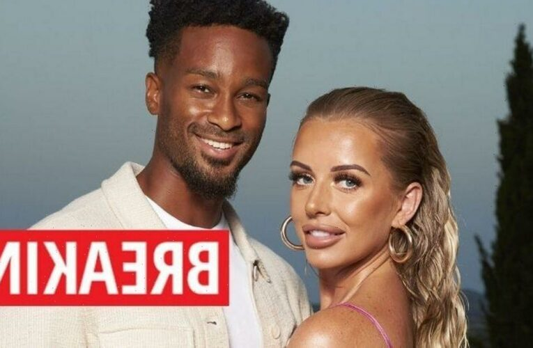 Love Island viewers gobsmacked as Faye and Teddy take third place